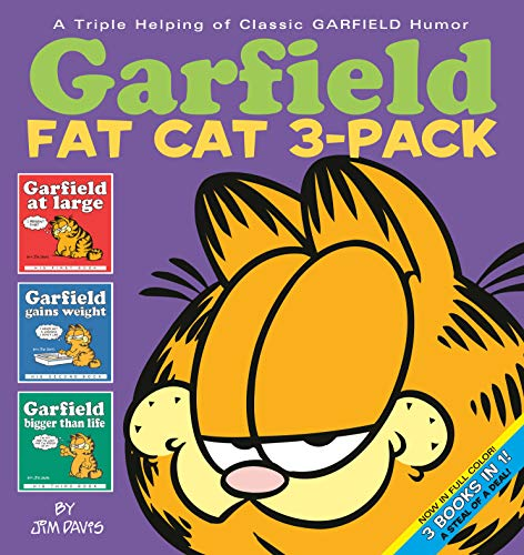 Garfield Fat Cat 3-Pack #1