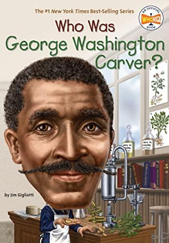 Who Was George Washington Carver? von Penguin Workshop