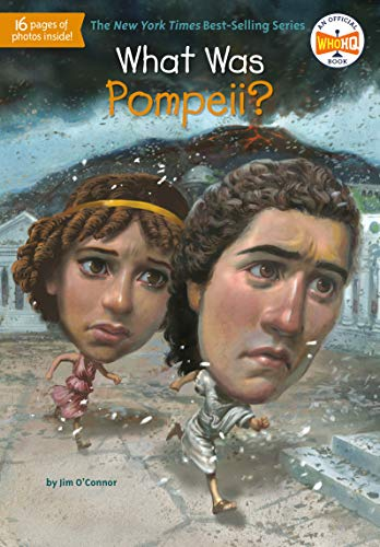 What Was Pompeii? von Penguin Workshop