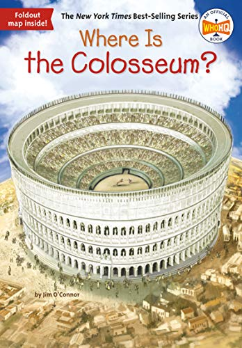 Where Is the Colosseum? von Penguin Workshop