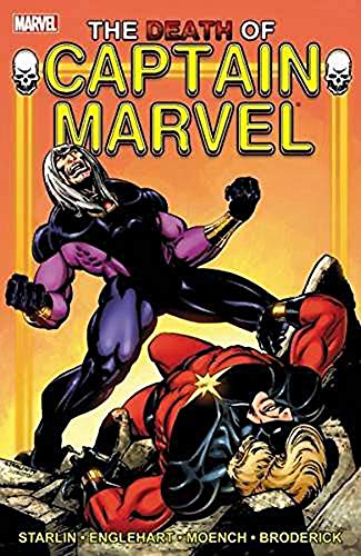 The Death of Captain Marvel von Marvel