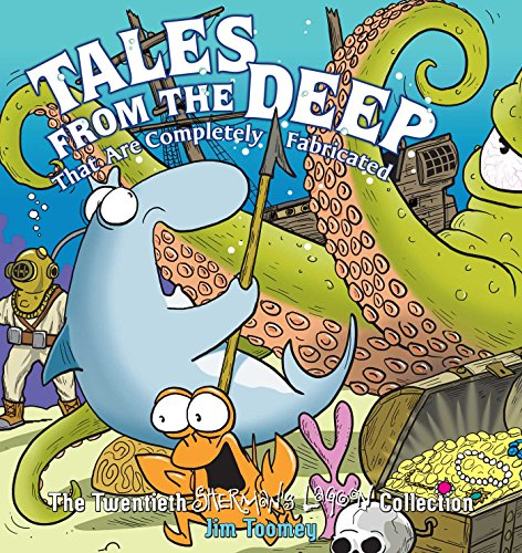 Tales from the Deep: That Are Completely Fabricated: The Twentieth Sherman's Lagoon Collection von Andrews McMeel Publishing
