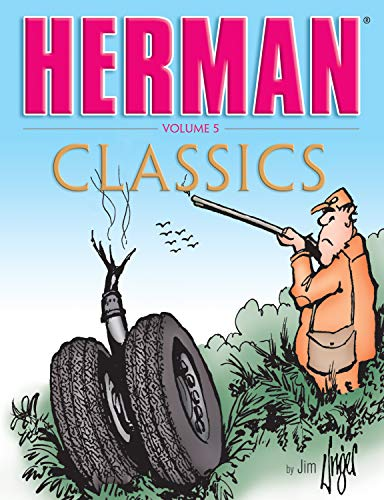 Herman Classics, Volume 5 von ECW Press