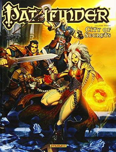 Pathfinder Volume 3: City of Secrets von Dynamite Entertainment