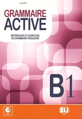 GRAMMAIRE ACTIVE B1 CD