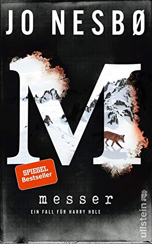 Messer: Ein Fall für Harry Hole (Ein Harry-Hole-Krimi, Band 12) von Ullstein Hc