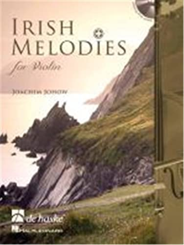 Irish Melodies for Violin, m. Audio-CD