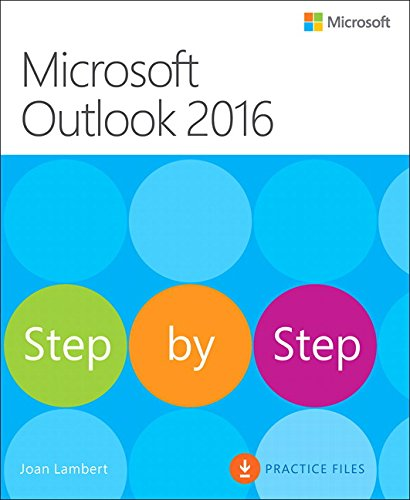 Microsoft Outlook 2016 Step by Step von Microsoft Press