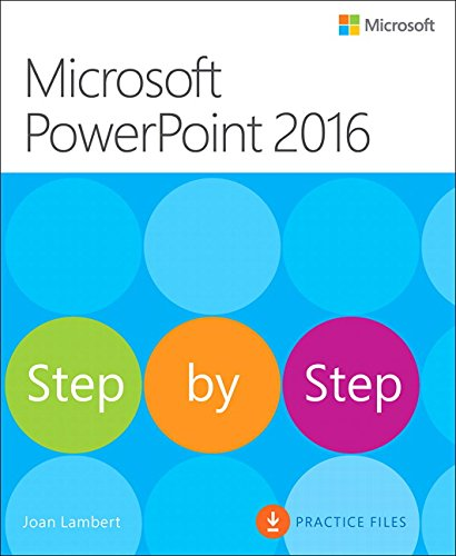 Microsoft PowerPoint 2016 Step by Step von Microsoft Press