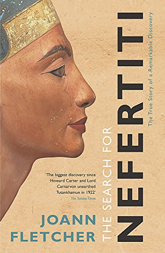 The Search For Nefertiti von Hodder Paperbacks