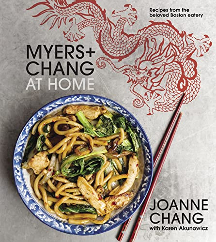 Myers+Chang at Home: Recipes from the Beloved Boston Eatery von Houghton Mifflin Harcourt