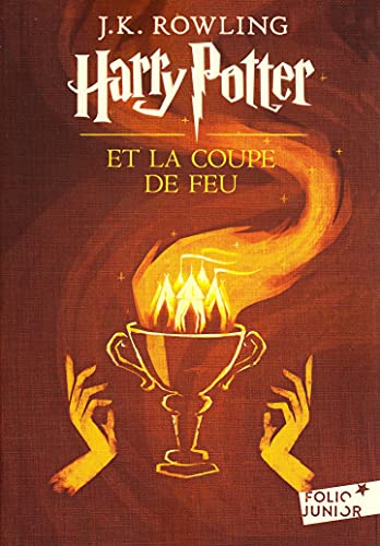Harry Potter 4 Et la coupe de feu (Harry Potter French) von Gallimard