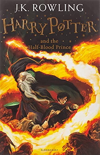 Harry Potter 6 and the Half-Blood Prince von Bloomsbury Trade; Bloomsbury Children'S Books