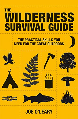The Wilderness Survival Guide: Techniques and know-how for surviving in the wild von Watkins Publishing