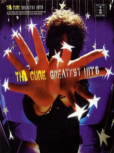 The Cure - Greatest Hits: Guitar Tab von Hal Leonard Publishing Corporation