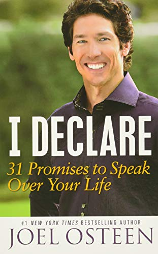 I Declare: 31 Promises to Speak Over Your Life von FaithWords