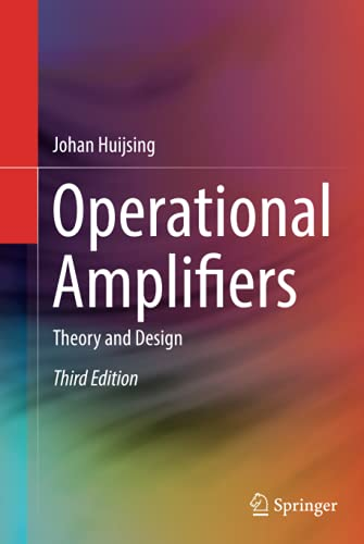 Operational Amplifiers: Theory and Design von Springer, Berlin; Springer International Publishing