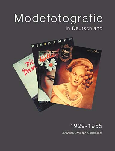 Modefotografie in Deutschland 1929-1955 von Books on Demand