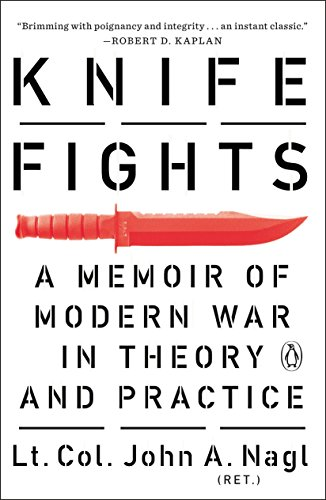 Knife Fights: A Memoir of Modern War in Theory and Practice von Penguin Books