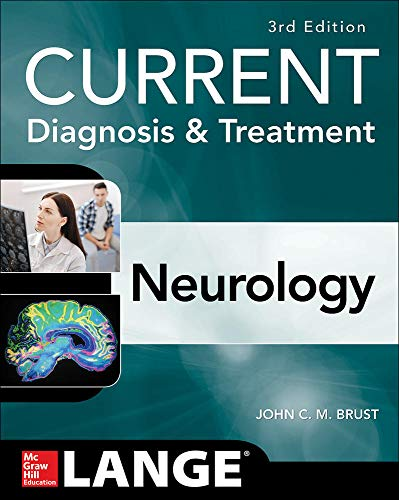 CURRENT Diagnosis & Treatment Neurology, Third Edition (Current Diagnosis and Treatment, Band 3) von McGraw-Hill Education