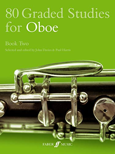 80 Graded Studies for Oboe, Book 2 (Faber Edition) von Faber Music Ltd.