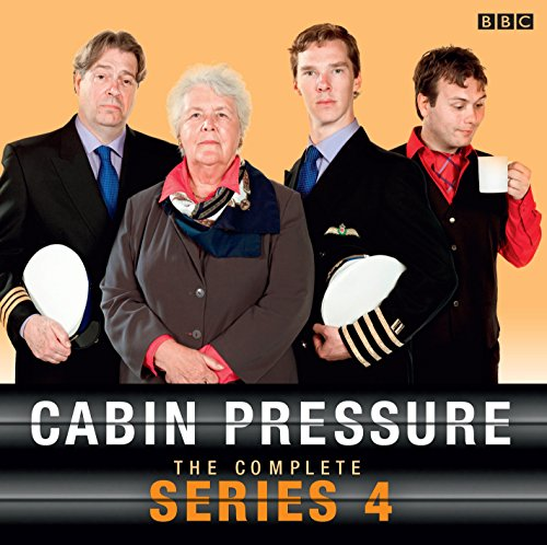 Cabin Pressure: The Complete Series 4 von Random House UK Ltd