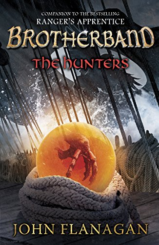 The Hunters (Brotherband Book 3)