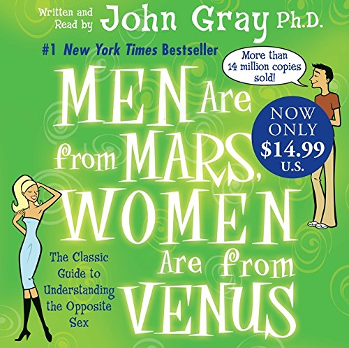 Men are From Mars, Women are From Venus Low Price CD von HarperAudio