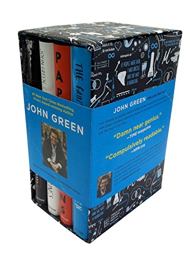 John Green Box Set von Dutton Books for Young Readers