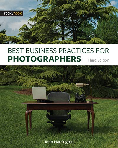Best Business Practices for Photographers von Rocky Nook