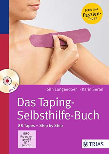 Das Taping-Selbsthilfe-Buch: 88 Tapes - Step by Step von Trias