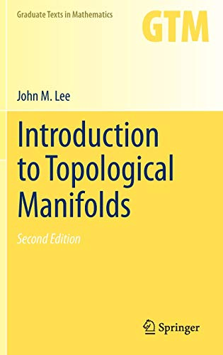 Introduction to Topological Manifolds (Graduate Texts in Mathematics (202), Band 202) von Springer