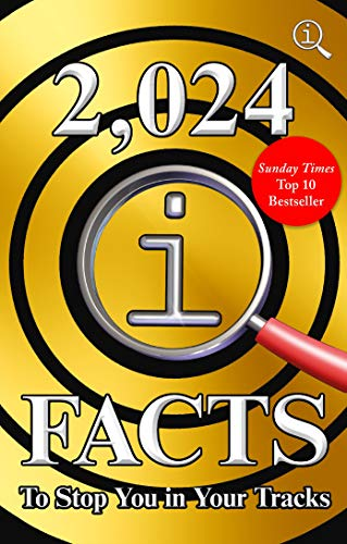 Lloyd, J: 2,024 QI Facts To Stop You In Your Tracks (Quite Interesting) von Faber & Faber