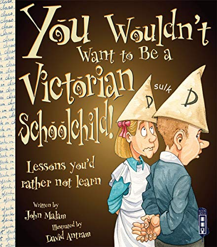 You Wouldn't Want To Be A Victorian Schoolchild! von Salariya Book Company Ltd