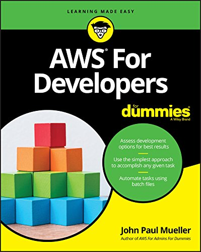 AWS for Developers For Dummies (For Dummies (Computer/Tech))