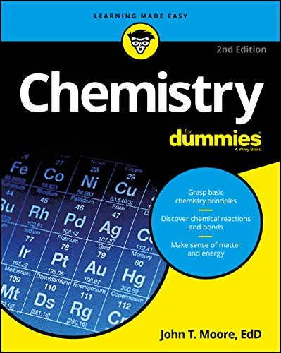 Chemistry For Dummies, 2nd Edition (For Dummies (Math & Science))