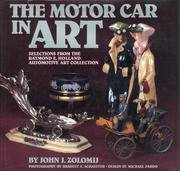 The Motor Car in Art von G T Foulis & Co Ltd