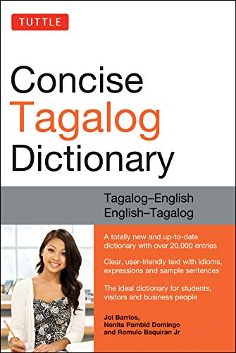 Tuttle Concise Tagalog Dictionary von Tuttle Publishing,US