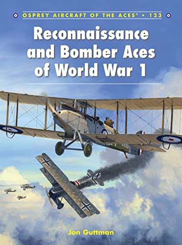 Reconnaissance and Bomber Aces of World War 1 (Aircraft of the Aces, Band 123) von Osprey Publishing