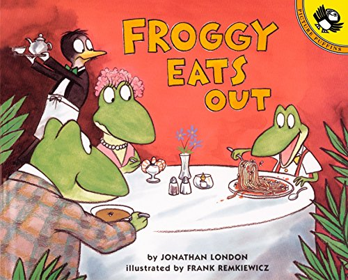 Froggy Eats Out von Puffin Books