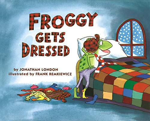 Froggy Gets Dressed von Penguin Books Ltd