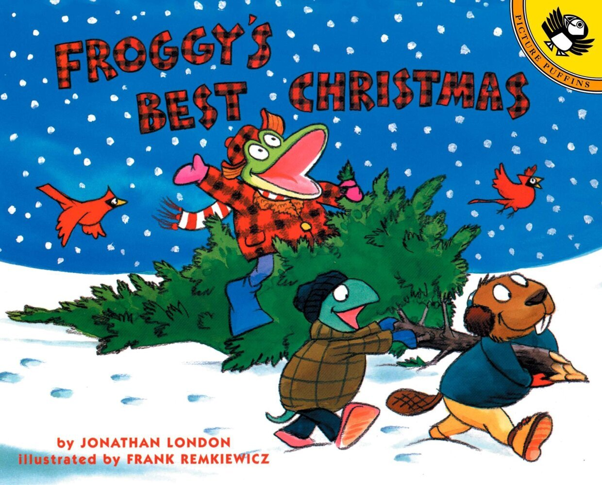 Froggy's Best Christmas von Penguin LCC US