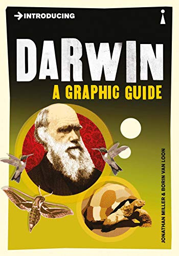 Introducing Darwin: A Graphic Guide von Faber And Faber Ltd.