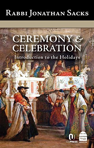 Ceremony & Celebration: Introduction to the Holidays von MAGGID