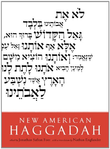 New American Haggadah von Little, Brown and Company
