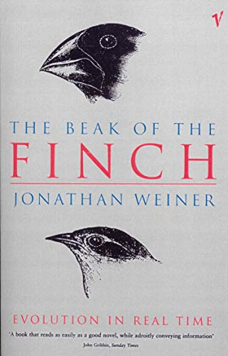 The Beak Of The Finch: Story of Evolution in Our Time von Vintage