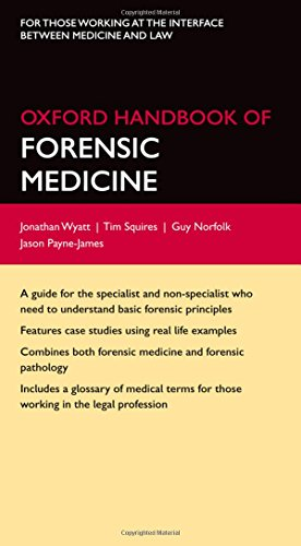 Oxford Handbook of Forensic Medicine (Oxford Handbooks)