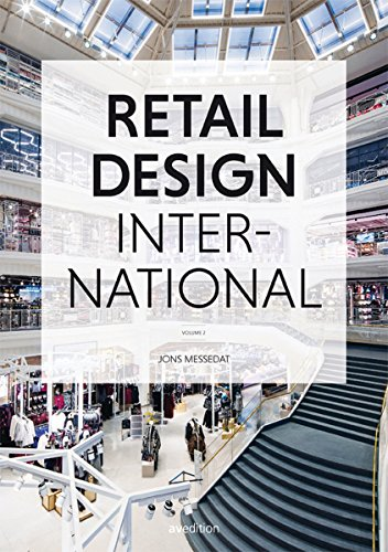 Retail Design International, Vol. 2: Components, Spaces, Buildings, Pop-ups
