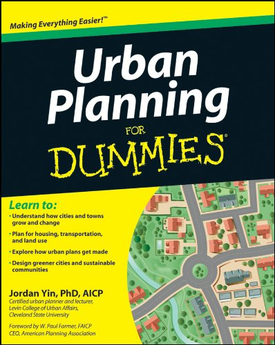 Urban Planning For Dummies von For Dummies