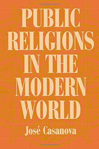 Public Religions in the Modern World (Conference Report)